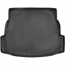 Коврик в багажник Toyota Rav4 XA50 с 2019 по 2021, черный, полиуретан, арт. ELEMENT0187312
