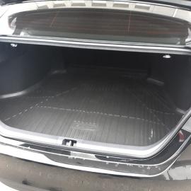 Коврик в багажник Toyota Camry XV70 с 2017 по 2021, черный, полиуретан, арт. ELEMENT48152B13