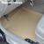 Коврики в салон Toyota Avensis с 2009 по 2021, к-т 4 шт., бежевый, полиуретан, арт. NLC.48.19.212k