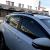 Дефлекторы окон Toyota Rav4 с 2013 по 2019, к-т 4 шт., скотч 3M, AcrylAuto